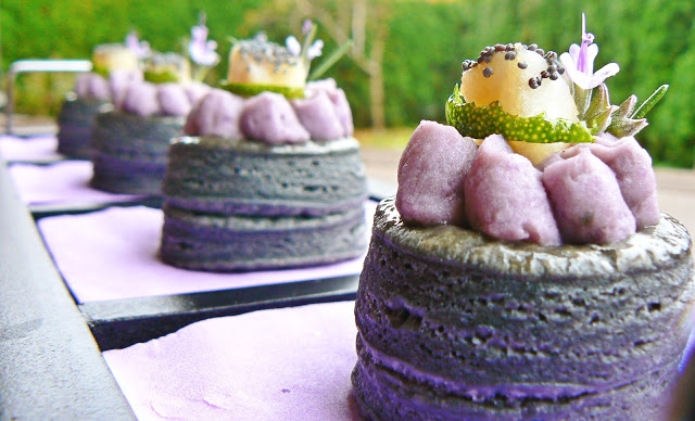 VOL AU VENT BLACKPURPLE