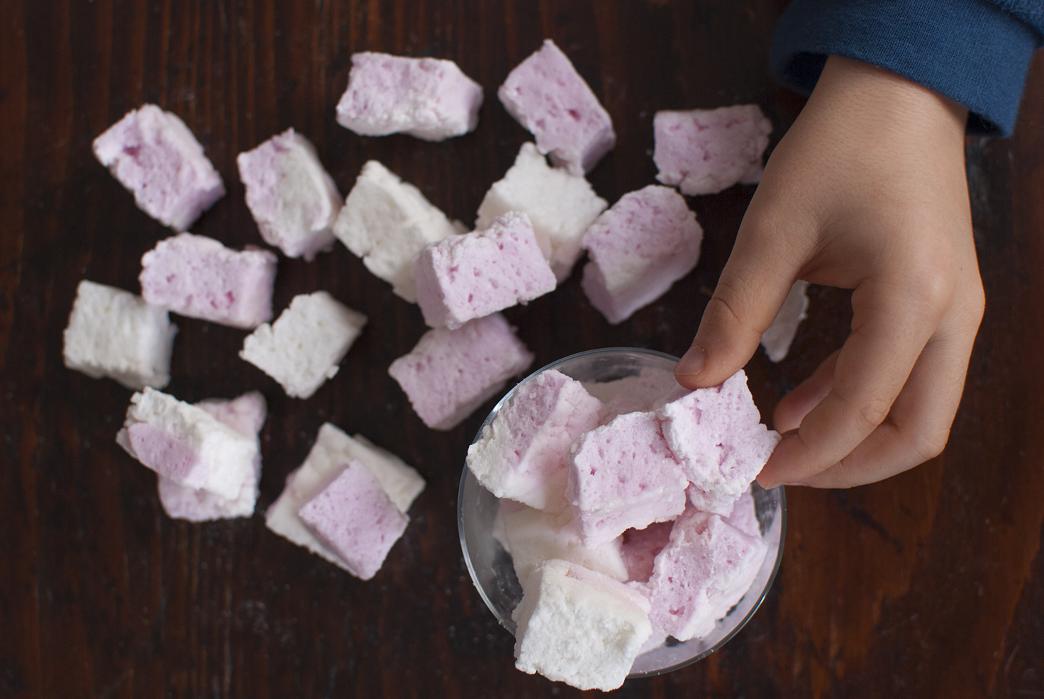 Marshmallows Home Made Con La Ricetta Originale Americana Senza Albumi